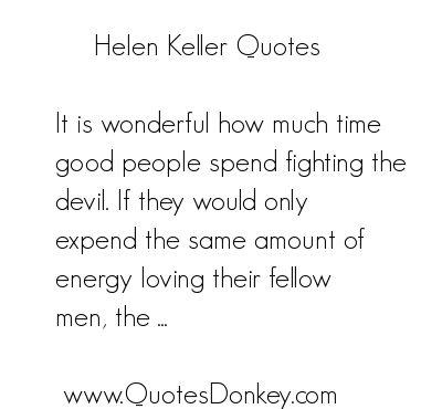 Helen keller this i believe essay