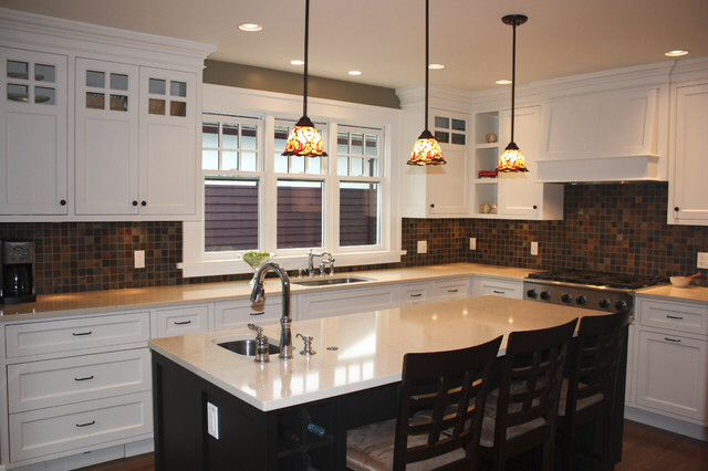 1930s Colonial Kitchen Kitchen Family Room Pinterest