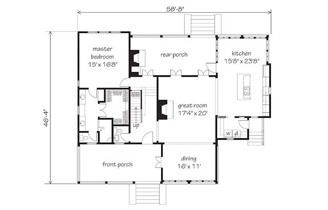 Pin by beth mclaughlin sanford on house plans pinterest Lowcountry house plans
