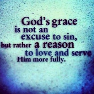 """John 8:11.. Jesus commanded """"Go and sin no more!"""""""