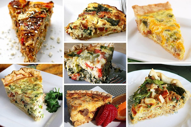 Pioneer Woman's Quiche Recipe — Dishmaps