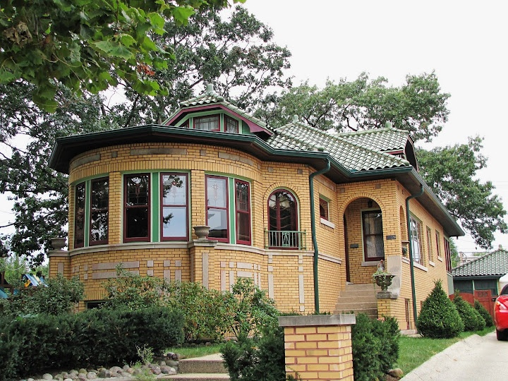 Chicago Style Bungalow Dream House Pinterest