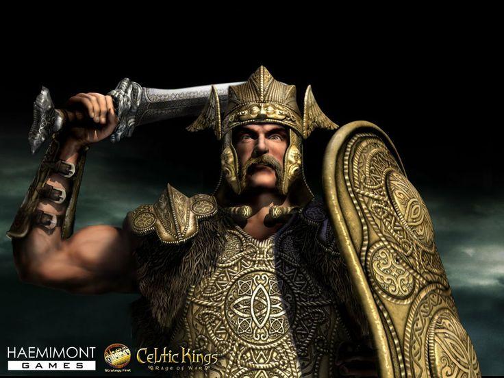 Highlander The Raven Celtic King #scottish ...