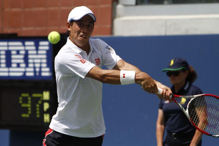 錦織 圭がオディスニクをストレートで勝利し、2年ぶり4度目の2回戦進出<全米オープンテニス>