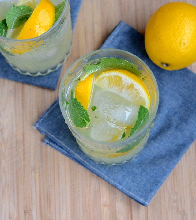 Meyer lemon mojito | Brooklyn Atlas | Things that are Delicious | Pin ...
