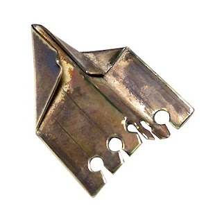Ting-Ting TSAO – 'Origami' Brooch