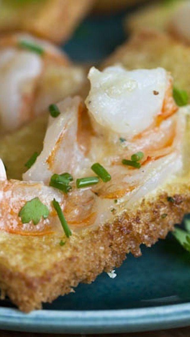 Shrimp Toast | Food | Pinterest