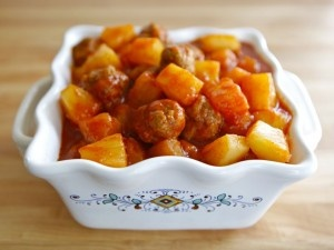 Passover Sweet and Sour Meatballs | Recipe