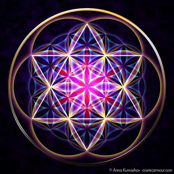 sacred geometry seed of - photo #23