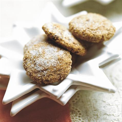 oaxacan cinnamon chocolate macaroons recipe on food52 oaxacan cinnamon ...