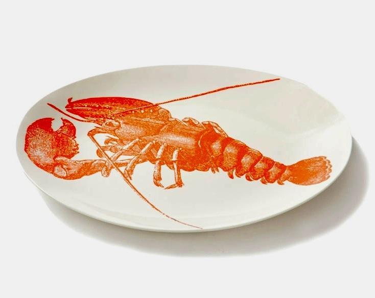 Sealife Platter by Thomas Paul
