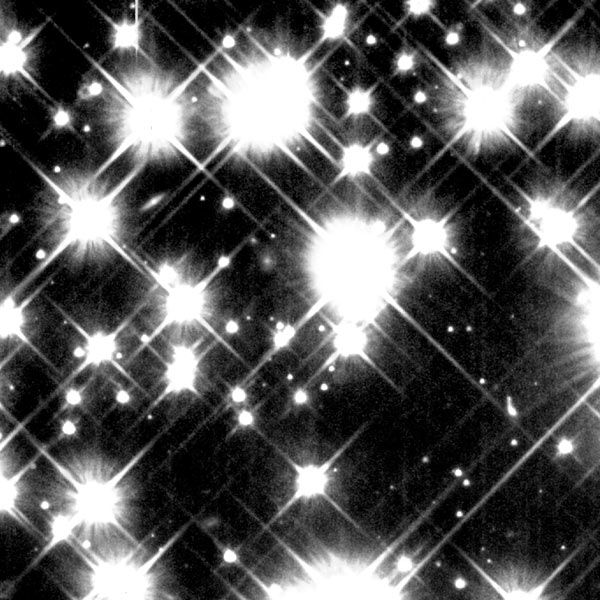 Close Up of Ancient, White Dwarf Stars in the Milky Way Galaxy