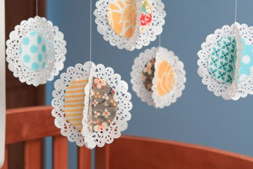 doily mobile tutorial