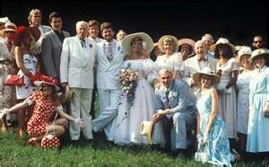 My all time favorite soap opera. Saddened they took it off the air. This was my favorite wedding. Josh and Reva's wedding at Cross Creek.
