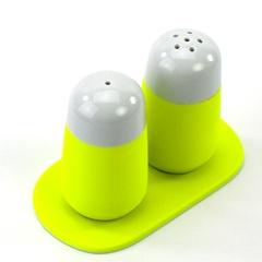 neon salt pepper shakers! - d'istria
