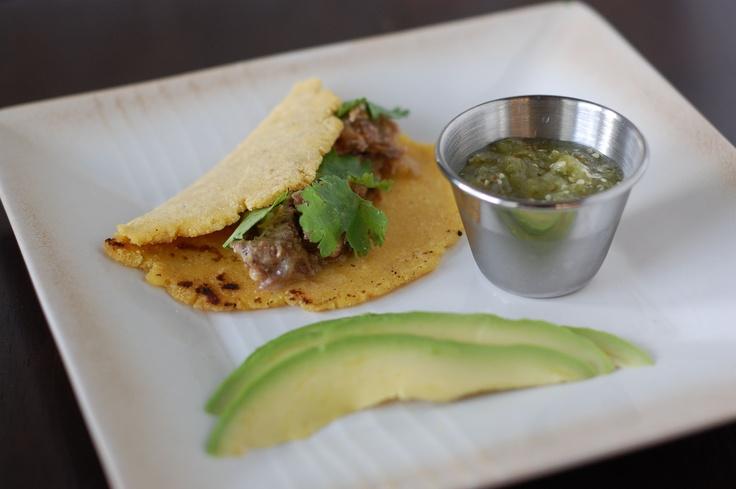 Recipe: Pork Carnitas Tacos with Tomatillo Salsa