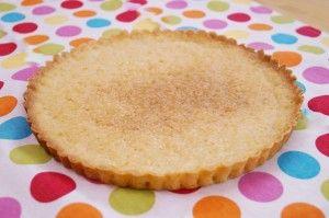 Shortbread Tart Crust | Recipes - Cakes & Pies | Pinterest