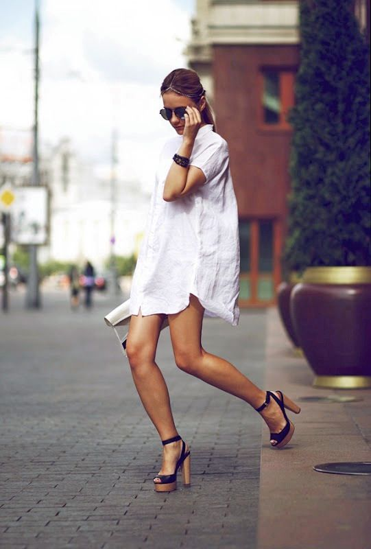 So gorgeous summer style