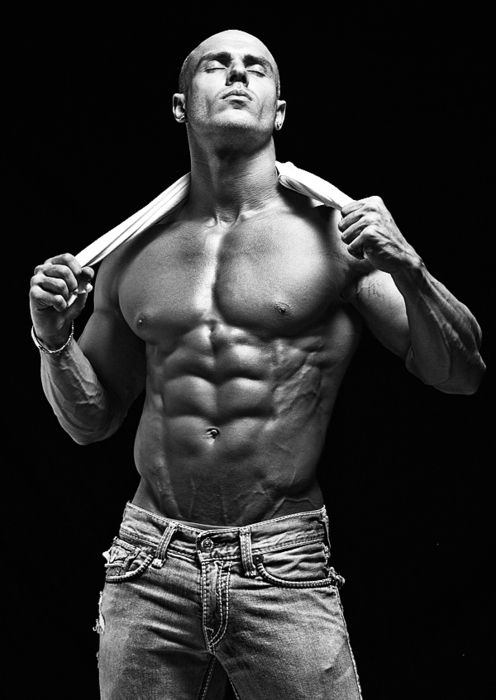 Muscle Men Obsession