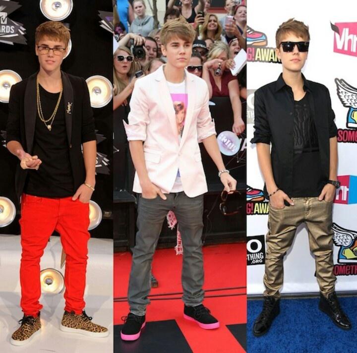 Justin Bieber 39 S Best Outfits Of 2011 Stars Celebrities Pinterest
