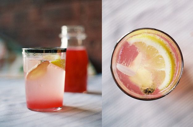 38 Things To Drink Instead of Booze: Rhubarb Soda