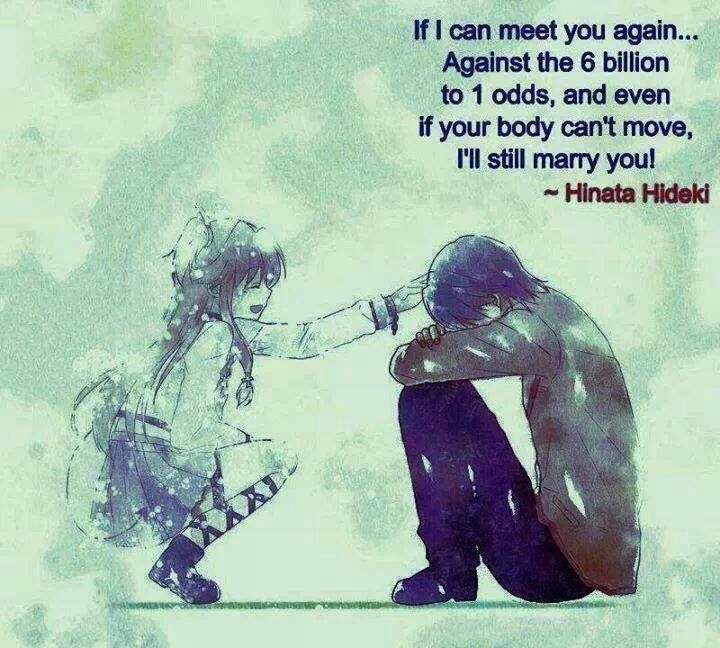 anime love quote random anime pinterest