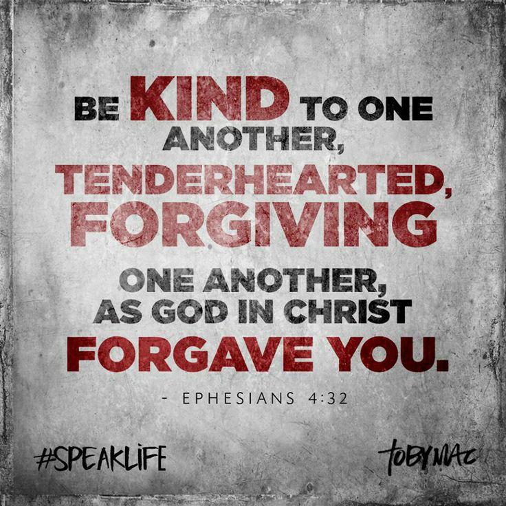 Ephesians 4:32 ! | ~ GOD ~ | Pinterest: pinterest.com/pin/253820128974032439