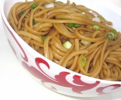 Easy easy easy sesame noodles | Yummy | Pinterest