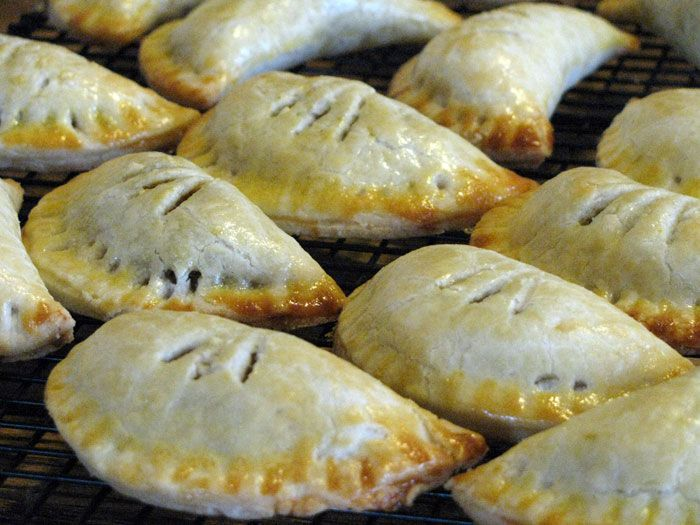 Pumpkin Pasties - just made these for the first time. used a different ...