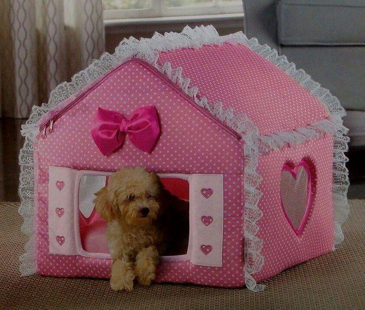 Diy pet house soo cute simply fun dog stuff pinterest