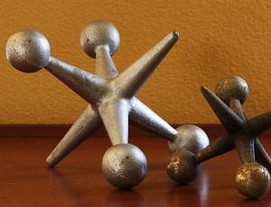 GIANT Jack Jax Mid century Sculpture Danish Modern Art Eames George Nelson Knoll