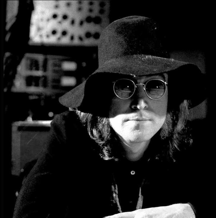 John at the Record Plant in 1973 Photo by Rich Rosen