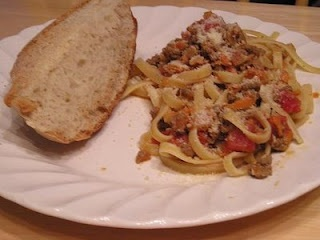 Pasta and Italian Meat Sauce | Pasta | Pinterest