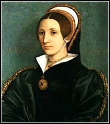 Queen Katherine Howard (1520-5?-1542)  Beheaded