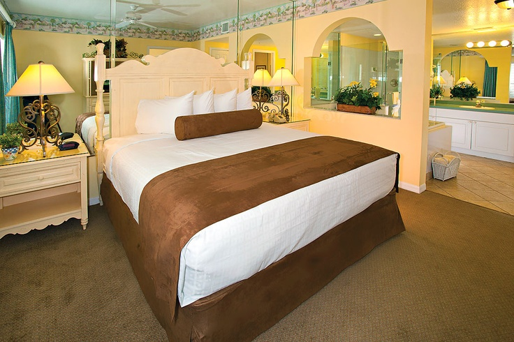 2 Bedroom Condo Master Bedroom Liki Tiki Village Onsite Water Par