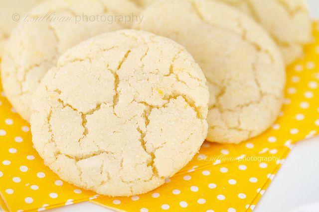 Lemon sugar cookies | Maui Surfing Lessons | Pinterest