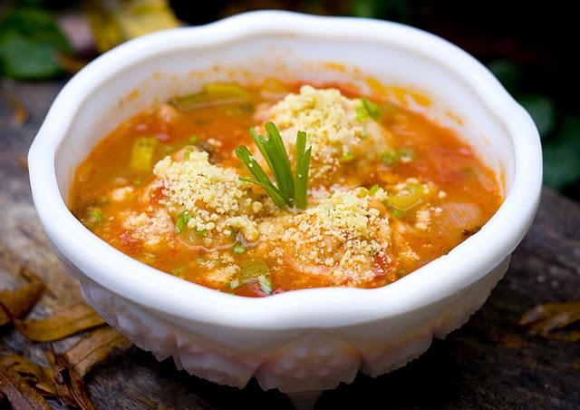 soup with buckwheat dumplings shanghai soup dumplings soup dumplings ...