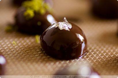 kahlua truffles