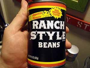 Home made Ranch Style Beans (Texas-style)