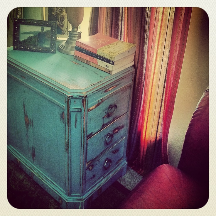 Pinterest Painted Furniture Ideas