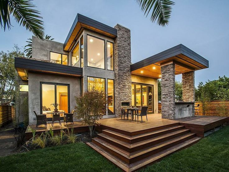 Pin by jessie winet fleer on my fascination with modern for Affordable modern homes
