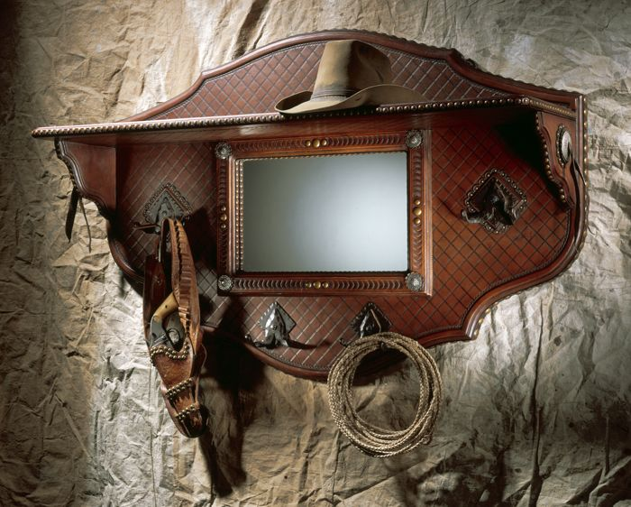 Western Decor Amazing Rustic Home Additions Pinterest
