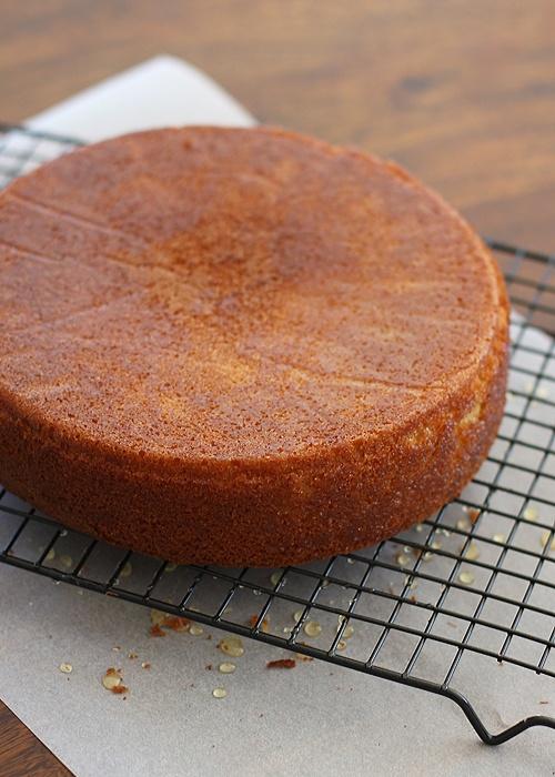 ... Perfect Pound Cake + Honey Glazed Blood Orange Pound Cake Recipe