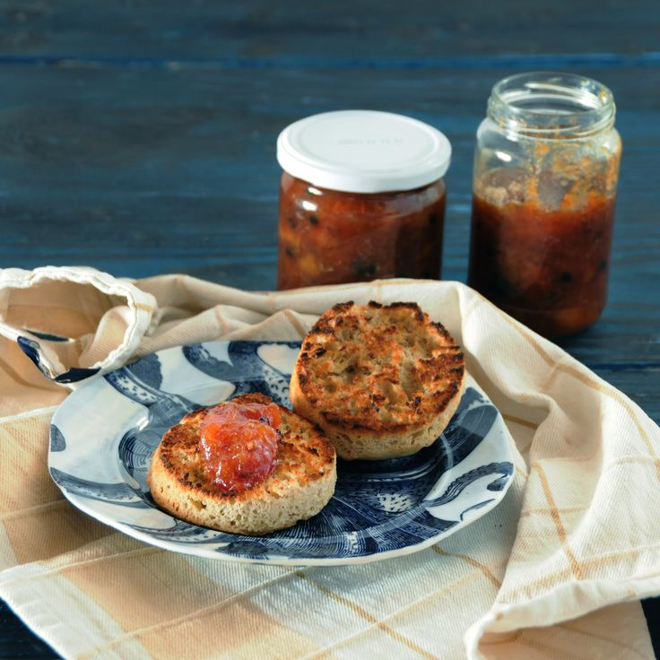 Peach and Rosemary Preserve: Ingredients: - 1Kg peaches - 400g sugar ...