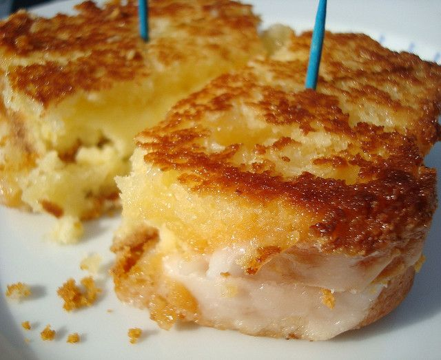 Grilled Cheesecake Sandwich | Panini and Sandwiches | Pinterest