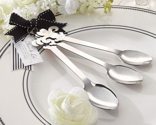 Pinterest - Fleur de lis measuring spoons ...