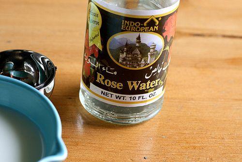 Cardamom Rose Water Milkshake | BEVERAGES | Pinterest