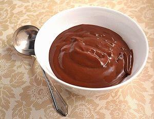 Hasty Chocolate Pudding Olivia Recipes | Recipes | Pinterest