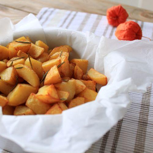 Sauteed Potatoes with Rosemary   Recipes   Pinterest