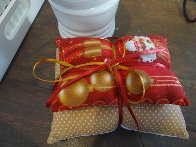 Sachê de Natal com Receita